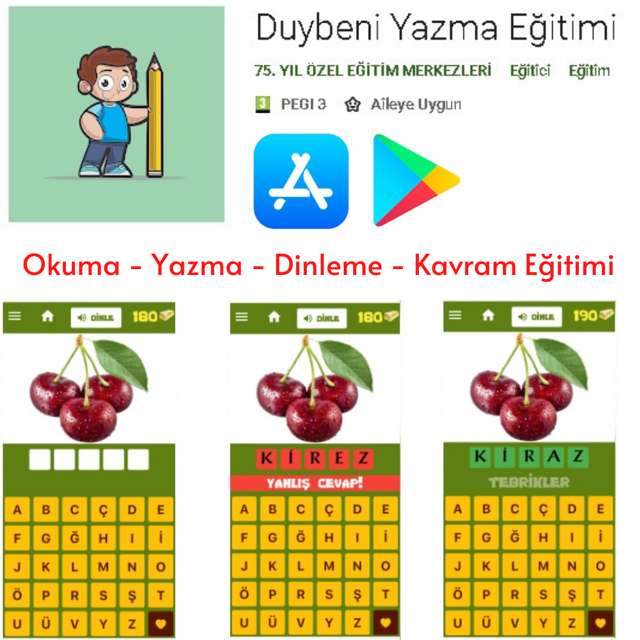 Read more about the article DUYBENİ YAZMA EĞİTİMİ